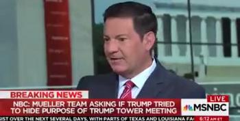 Mark Halperin: Trump Will Be 'In A Lot Of Peril' When He Testifies