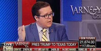Harlan Hill Whines: Media Undermining Trump In Time Of Crisis!