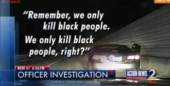 UPDATE: Cop Fired After Reassuring Woman At Traffic Stop, 'We Only Kill Black People'