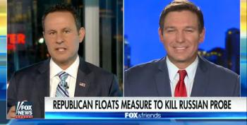 Fox's Brian Kilmeade Teams Up With GOP To Kill 'Criminal' Russia Investigation