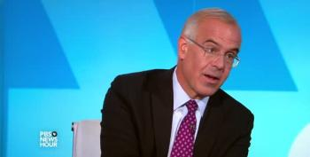 David Brooks: Al Gore Responsible For Climate Change Polarization
