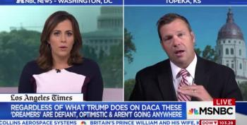 Kris Kobach: Dreamers Should Self-Deport To Their Countries And Wait In Line