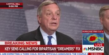 Sen. Durbin Says Trump Lied To Him About DREAMers