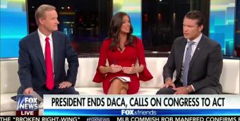 Fox News' Hegseth: You're 'Fake News' If You Criticize Trump For Rescinding DACA