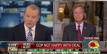 Stuart  Varney Wants Conservatives To Give Up Their Principles To Support Trump