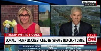 Alysin Camerota Talks About Trump's 'Surreal New Bond' With Dems