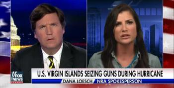 Loesch And Carlson Team Up To Worry Some More About Non-Existent USVI Gun Seizures