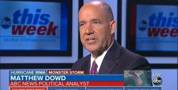 Matthew Dowd: This Has Been The President's Best Week Of His Entire Presidency