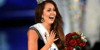 Miss America Gets Political, Savages Trump