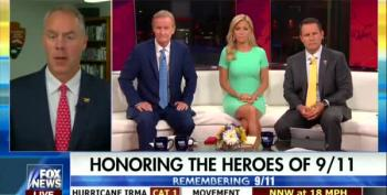 Fox And Friends Compares Confederate Statues To The 9/11 Memorial?