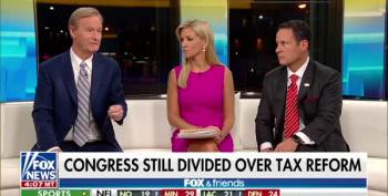 Steve Doocy: 'It's Heartbreaking' Repealing Obamacare Failed'