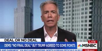 Joe Walsh: Trump Is 'Dead' If He Betrays Promises On Wall And 'Amnesty'