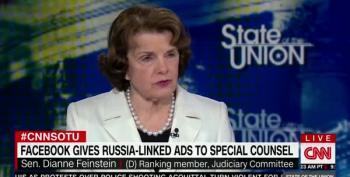 Sen. Diane Feinstein: We Intend For Trump Jr. To Testify Publicly