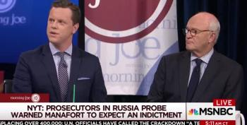 Scarborough To Trump Staffers: Talk To Mueller, Trump Can't Help You