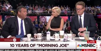 Morning Joe Crew Let Gov. Christie Smear Rachel Maddow On That 'Bridge Story'