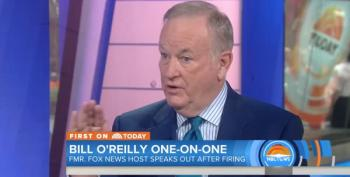 Bill O'Reilly Claims No Knowledge Of Past Lawsuit Settlements
