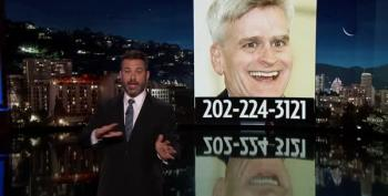 WATCH: Jimmy Kimmel: 'Bill Cassidy Lied To My Face'