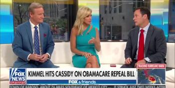 Fox And Friends Dumps On Jimmy Kimmel