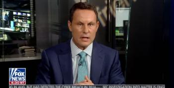 Brian Kilmeade Responds To Kimmel: 'I Didn't Kiss Your Butt'
