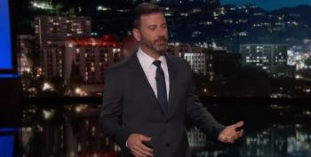 Kimmel, Round 3: Trump Would Sign Koran In Falujah If It Meant Getting Rid Of Obamacare