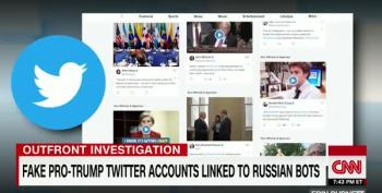 CNN: Gorka Monitored Russian Twitter Propaganda Account During Election
