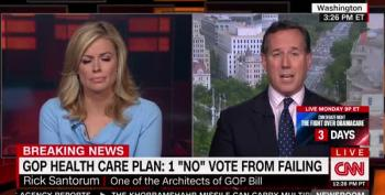 Rick Santorum Blames His Disabled Child For Expensive Health Insurance