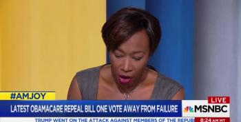 Joy Reid: Repeal Is All About Republican Donors
