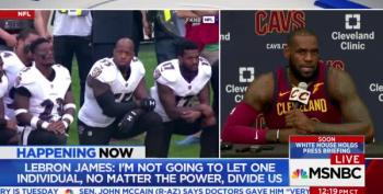 LeBron James Bashes Trump: 'That Guy Continues To Try To Divide Us As People'