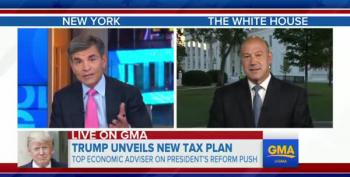 Trump's Tax Adviser Cohn 'Can't Guarantee' Taxes Won't Go Up?