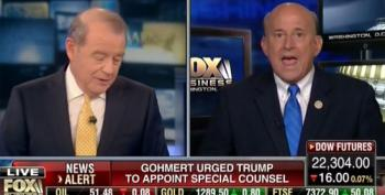Stuart Varney Gets Lost During  Rep. Gohmert's Conspiracy Theory Rant