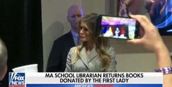 Rachel Campos-Duffy Has The Vapors Over Librarian Letter To Melania Trump