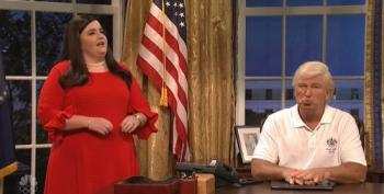 SNL Cold Open: Alec Baldwin Scorches Trump For Botched Response To Puerto Rico