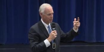 Sen. Ron Johnson Tells High School Students Access To Food, Shelter, Health Care A 'Privilege'
