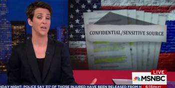 Maddow: Christopher Steele Offered To Meet With Senate Intelligence