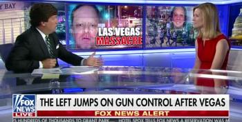 Tucker Carlson Defends 'Bump Stocks'