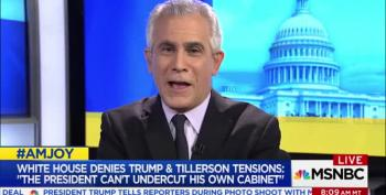 David Corn: 'People Are Rooting For Mattis To Stay On'