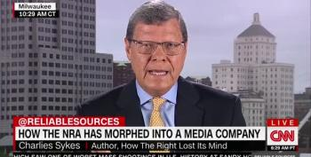 Charlie Sykes Blasts Conservative Media For Giving Trump Supporters Their 'Safe Place'