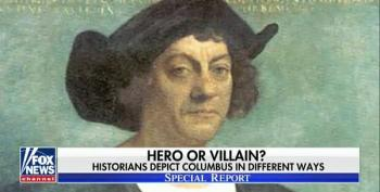 Fox's Suggests Anyone Looking To Replace Columbus Day Is Promoting A Celebration Of Barbarians