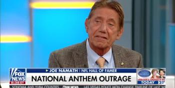 Joe Namath Tells Fox And Friends To Look Up 'Oppression'