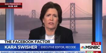 Kara Swisher Says Facebook Employees Inside Campaigns Are AOK