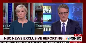 Scarborough: Time For Republicans To Look At 25th Amendment
