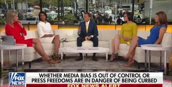 Fox News' 'Outnumbered' Wants Feds To Go After 'Fake News' Like NBC