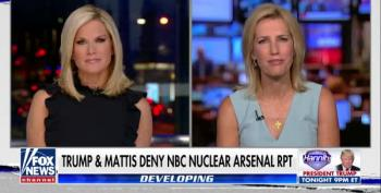Fox's Ingraham And MacCallum Aid And Abet Trump's Attacks On The Press