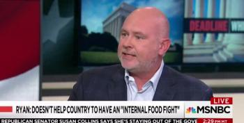 Steve Schmidt: Trump 'Endangering Lives Of Millions Of Americans With His Recklessness!'