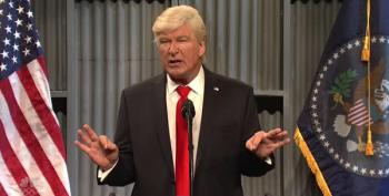 SNL Cold Open: Alec Baldwin's Trump Demands Mike Pence Walk Out Of Everything