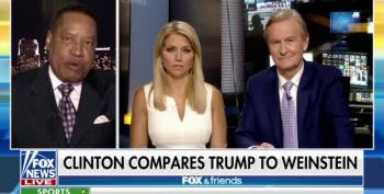 Fox And Friends: Trump's Sexual Assault Is 'Child's Play' Compared To Weinstein