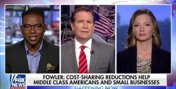 Fox 'News' Host Wonders What  Motivates Poor People To Live A Healthy Lifestyle If Healthcare Is Free