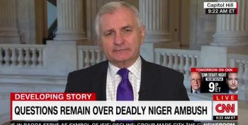 Sen. Reed: Trump Has Not Been Forthcoming About The Ambush In Niger