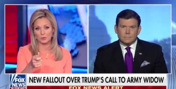 Fox's Bret Baier: On Military Family Issue, Trump Started It
