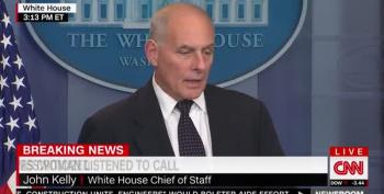 Kelly Expresses Contempt For Rep. Frederica Wilson -- And The Constitution